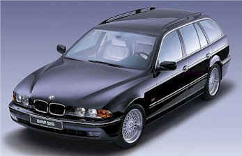 1999 bmw station wagon