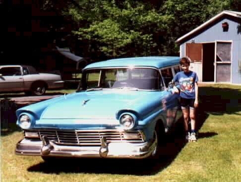 Ford on 1957 Ford Ranch Wagon Jpg  44882 Bytes