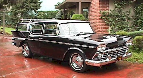 1958 rambler station wagon autos post. Black Bedroom Furniture Sets. Home Design Ideas
