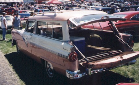 1956 ford parklane station wagon for 1956 ford 2 door station wagon