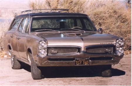1967 Pontiac Station Wagon