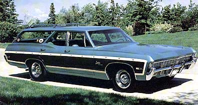 Wagon 1967 Chevy.Caprice.station