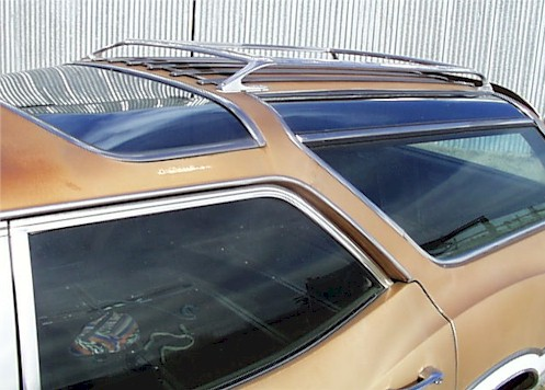 1970 Oldsmobile Vista Cruiser Station Wagon