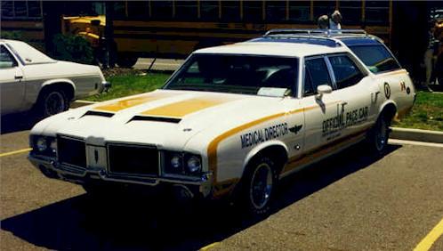 1972 Hurst Olds Vista Cruiser Station Wagon
