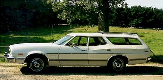 1973 Ford Gran Torino Station Wagon