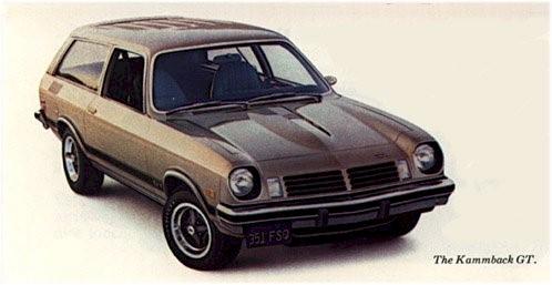 1974 Chevy Vega