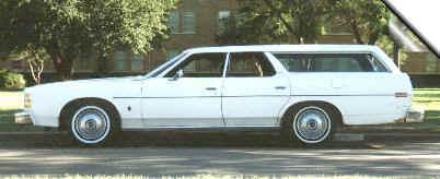 Ford on 1976 Ford Ltd Station Wagon