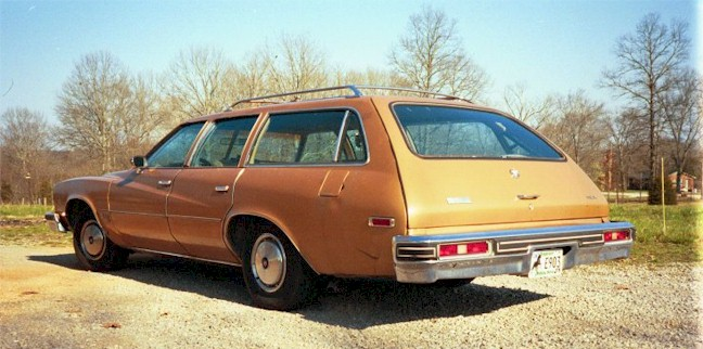 1977 Buick Century, looking all tanned and buff