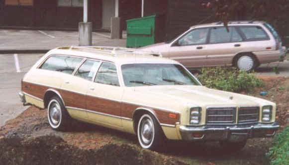 1978 Dodge Monaco - How could anyone tell the difference?