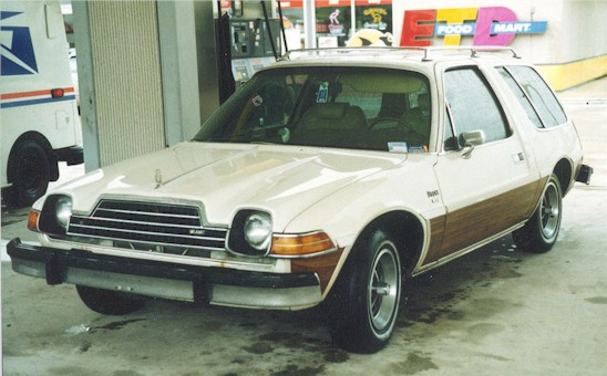 1979 AMC Pacer station wagons