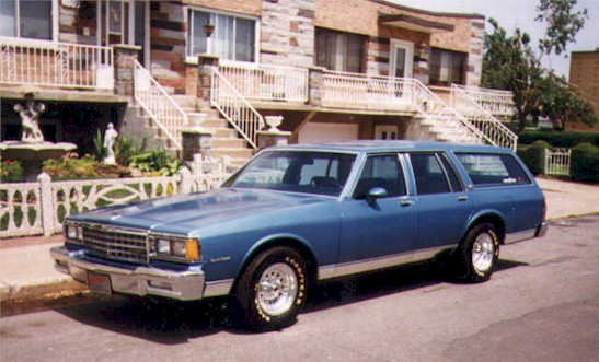 1985 chevrolet caprice station wagon stationwagon com