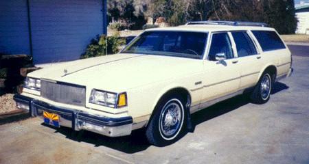 Buick Lesabre Estate on Buick Lesabre Wagon