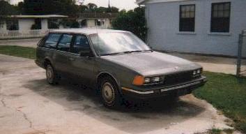 1989 buick century station wagon. Black Bedroom Furniture Sets. Home Design Ideas