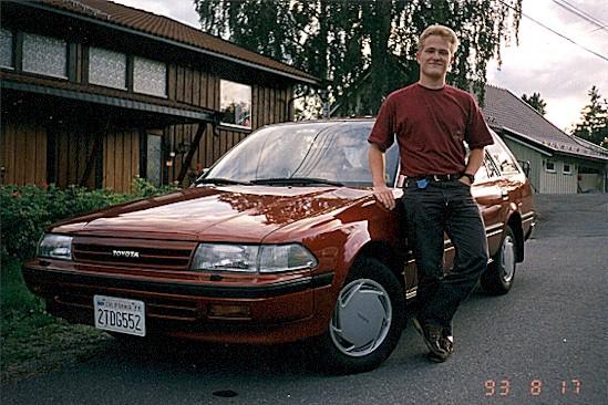 1991 Toyota Carina II Station Wagon