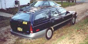 1992 Ford Taurus Wagon