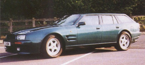 1995 Aston Martin Virage shooting brake (station wagon)