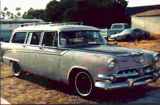 1956 dodge wagon